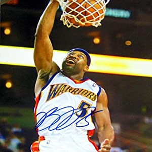 Barron Davis Autographed Signed Golden State Warriors 16x20 Photo by Hollywood+Collectibles