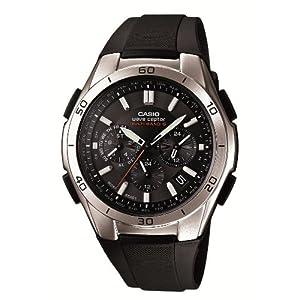 CASIO 腕時計 WAVE CEPTOR 電波時計 MULTIBAND 6 WVQ-M410-1AJF