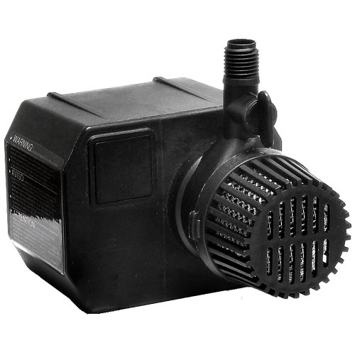 Beckett g325ag 325 gph pond pump 16 feet cord new free for Pond pumps for sale