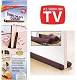 """As Seen on TV 36"""" Twin Draft Door Guard, Pack of 2 As Seen On Tv"""