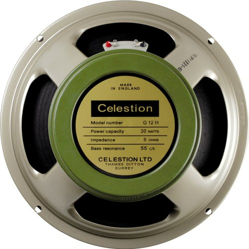 Celestion Heritage G12H (55Hz) Guitar Speaker, 8Ohm