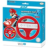 HORI Mario Kart 8 Racing Wheel (Mario) for Wii U