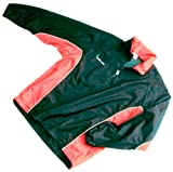Webb Ellis Terrain Rain Jacket Black/Red XS