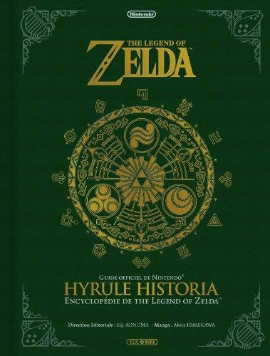 Zelda-Hyrule-Historia