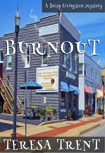 Burnout (Pecan Bayou Series)
