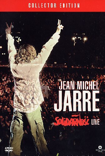 Jean Michel Jarre - Solidarnosc - Live from Gdansk, Poland 2005 [DVD and Live CD] [NTSC]
