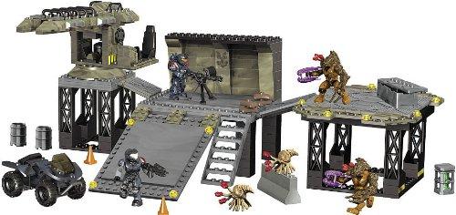 Cheap Halo Mega Bloks Set #97071 Flood Siege | Toys & Game