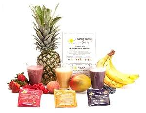 Kaeng Raeng Natural Detox Cleanse (3-Day Beginner Soy Free (9 ct))