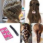 LKE 3pcs/lot Women Fashion Hair Styli...
