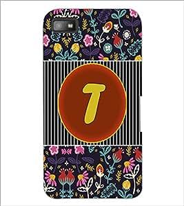PrintDhaba GRANDbet T D-3142 Back Case Cover for BLACKBERRY Z10 (Multi-Coloured)