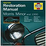 Lindsay Porter Morris Minor and 1000 Restoration Manual (Haynes Restoration Manuals)