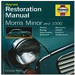 Morris Minor and 1000 Restoration Man...