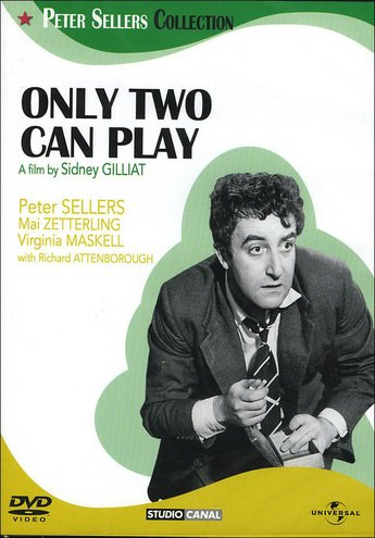 Only Two Can Play Cover