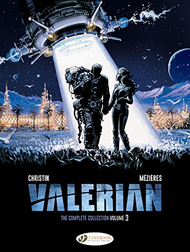 Book Cover: Valerian: The Complete Collection