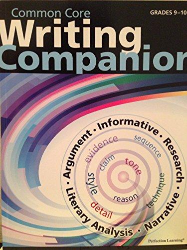 Common Core Writing Companion Grades 9-10
