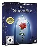 DVD & Blu-ray - Die Sch�ne und das Biest - Diamond Edition  (2D + 3D) (+ Bonus-Blu-ray)