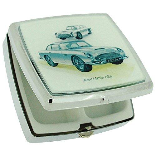 the-olivia-collection-argento-aston-martin-stile-auto-sportiva-pill-box-2-scomparti-e-specchio-sc700