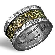 Dr. von Rosenstein's Induction Principle Alchemy Gothic Ring