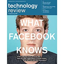 Audible Technology Review, July 2012  by Technology Review Narrated by Todd Mundt