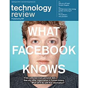 Audible Technology Review, July 2012 | [Technology Review]