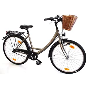 texo fahrrad 26 559 mm city damen 3 gang. Black Bedroom Furniture Sets. Home Design Ideas