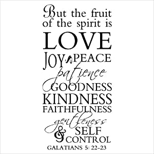 But the fruit of the spirit is love joy peace patience for Fruit of the spirit goodness craft