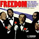 Freedom: The Golden Gate Quartet and Josh White