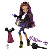 Monster High Sweet Clawdeen Wolf Doll