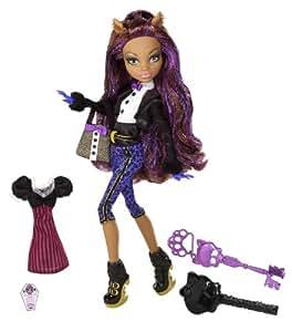 Monster High Sweet 1600 Clawdeen Wolf Doll