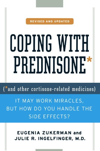 Coping With Prednisone, Revised And Updated: (*And Other Cortisone-Related Medicines) front-13909