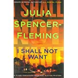 I Shall Not Want (Clare Fergusson/Russ Van Alstyne Mysteries) ~ Julia Spencer-Fleming