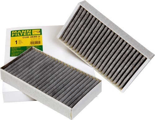 Mann-Filter CUK 2646-2 Carbon Activated Cabin Filter by Mann Filter