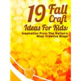 19 Fall Craft Ideas For Kids: Inspiration From The Nation's Most Creative Blogs ~ Little Pearl