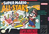Super Mario All Stars Super Nintendo SNES super NES video game [Toy]