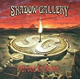 Carved in Stone by Shadow Gallery (1995) Audio CD