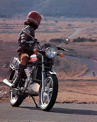 1978 Honda GL500 CX500 Motorcycle Factory Photo (Honda Gl500 compare prices)
