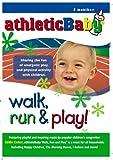 echange, troc Athletic Baby: Walk Run & Play [Import anglais]