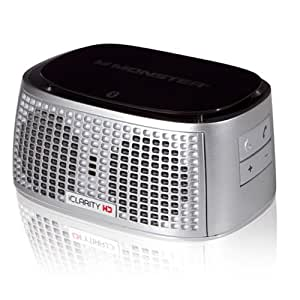 Monster iClarity HD Micro Bluetooth Speaker for iPad and iPhone