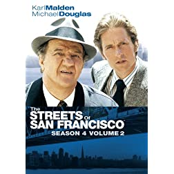 Streets of San Francisco: Season Four, Vol. 2