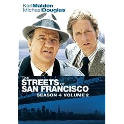 Streets of San Francisco: Season Four, Vol. 2
