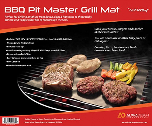 #1 Best Gas & Charcoal Grill Accessories for