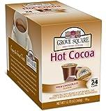 Grove Square Hot Cocoa, Milk Chocolate, 24 Single Serve Cups
