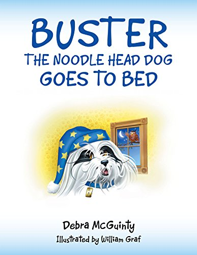 buster-the-noodle-head-dog-goes-to-bed-english-edition