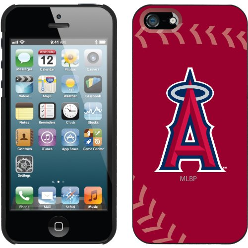 Best Price MLB Los Angeles Angels of Anaheim iPhone 5 Snap-On Case