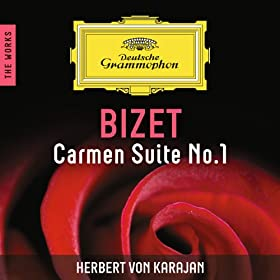 Bizet: Carmen Suite No.1 - The Works [+digital booklet]