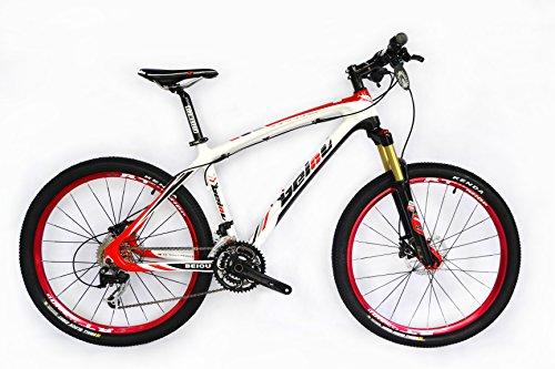 BEIOU Carbon fiber Mountain Bike complete bike MTB bike BOCBM05A / La fibra de carbono de bicicletas Mountain Bike MTB completa moto BOCBM05A