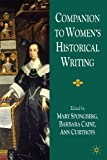 img - for Companion to Women's Historical Writing book / textbook / text book