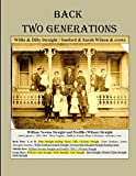 img - for Back Two Generations (Straight Family Sagas) (Volume 5) book / textbook / text book