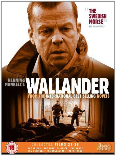 Wallander Collected Films 21-26[DVD]