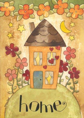 Toland Home Garden Home House Flag 109116